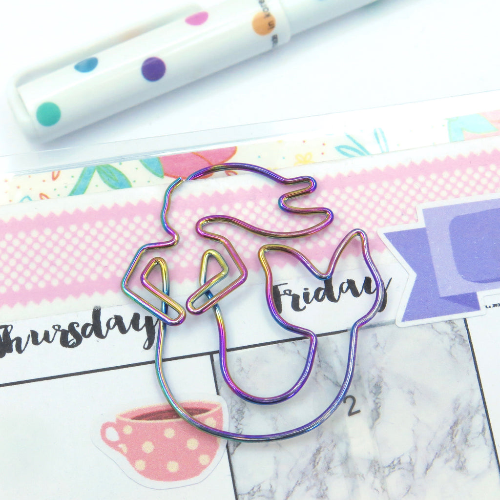 Mermaid Planner Clip