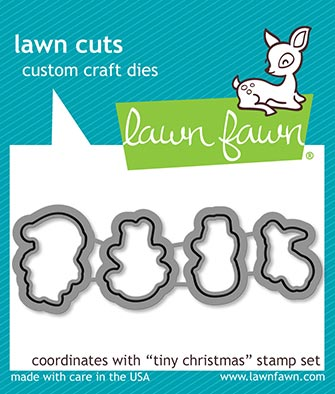 LF2023 - Tiny Christmas Lawn Cuts