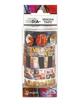 Dina Wakeley #2 - Media Washi Tape