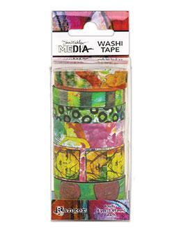 Dina Wakeley #4 - Media Washi Tape