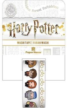 Harry Potter Washi Tape Set Chibi