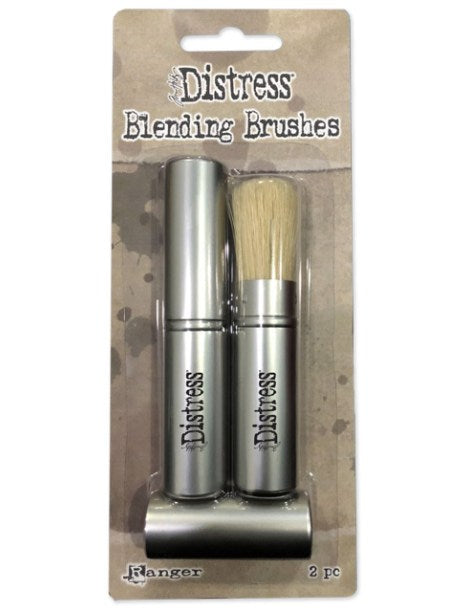 Tim Holtz Distress Blending Brushes by Ranger