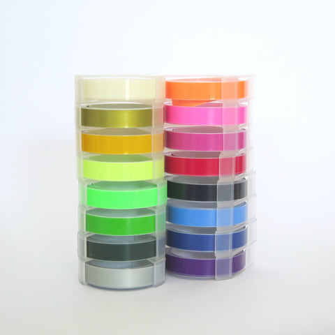 Motex Refill Tapes in all your favourite Colours