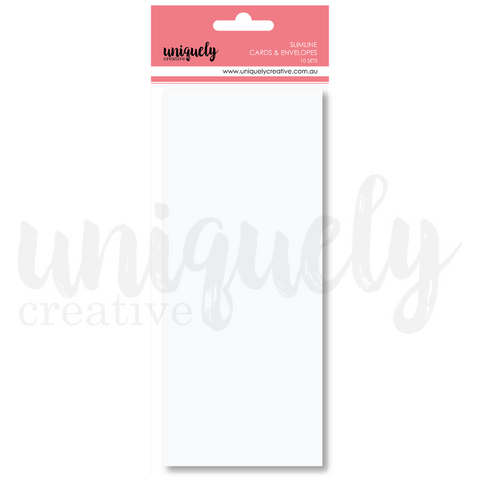 UCE1812 Cards And Envelopes Slimline