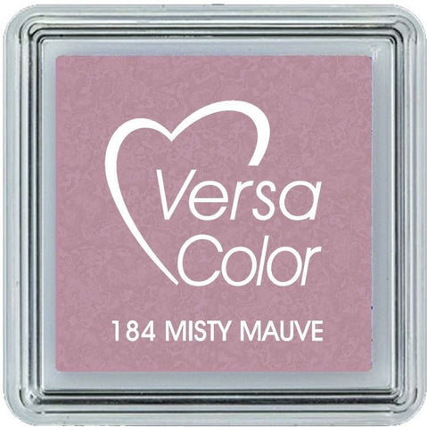 VersaColor Pigment Mini Ink Pad - Misty Mauve