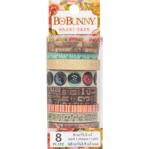 BoBunny - Washi Tape Set - Heirloom