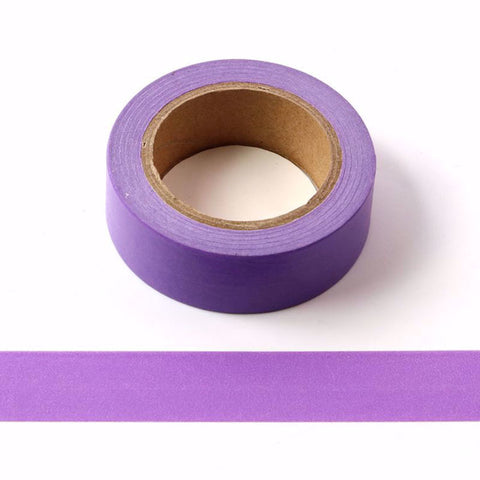Washi Tape - Purple