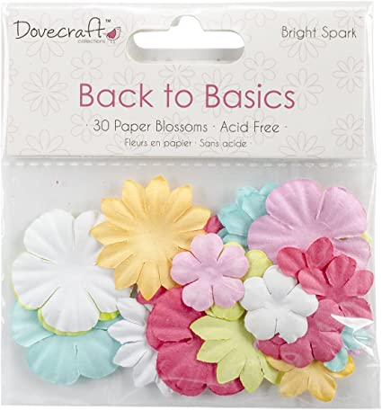 Paper Flowers - Bright Spark