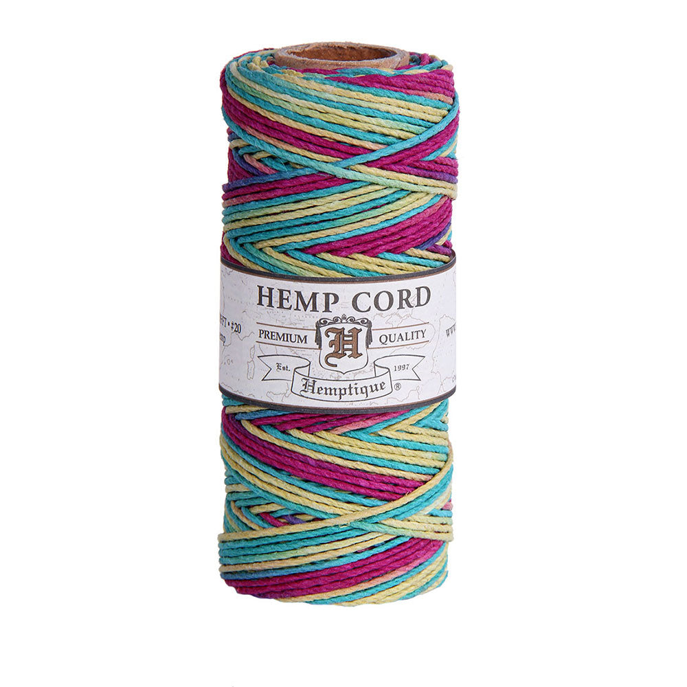 Hemptique Eco Friendly Hemp Cord - Bingo