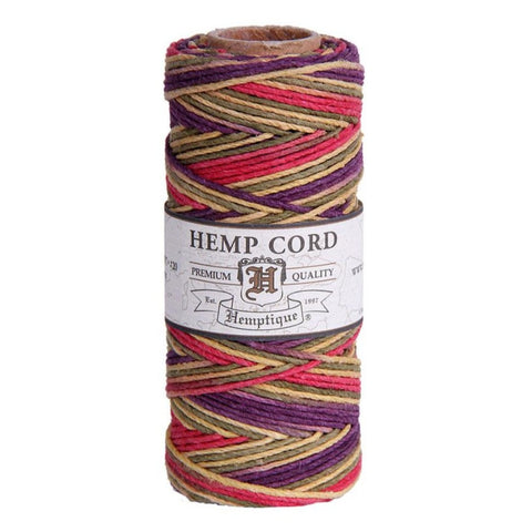 Hemptique Eco Friendly Hemp Cord - Cats Cradle