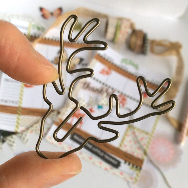 Christmas Paper Clips