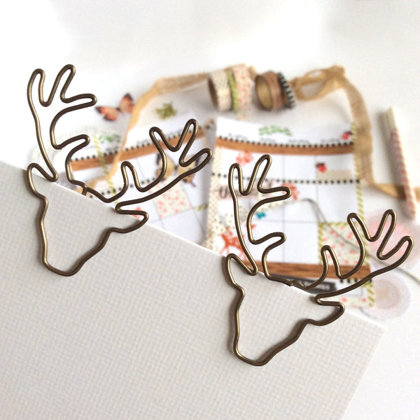Stag Planner Clips