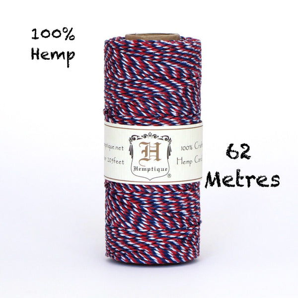 Hemptique Airmail Hemp Cord