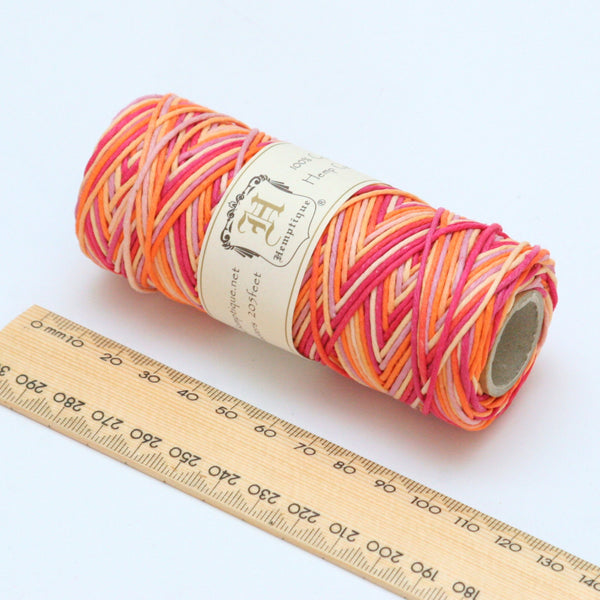 Hemp Cord Spool #20 - Natural