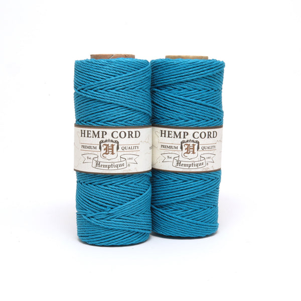 Hemp Cord - Eco Friendly - Colourfast