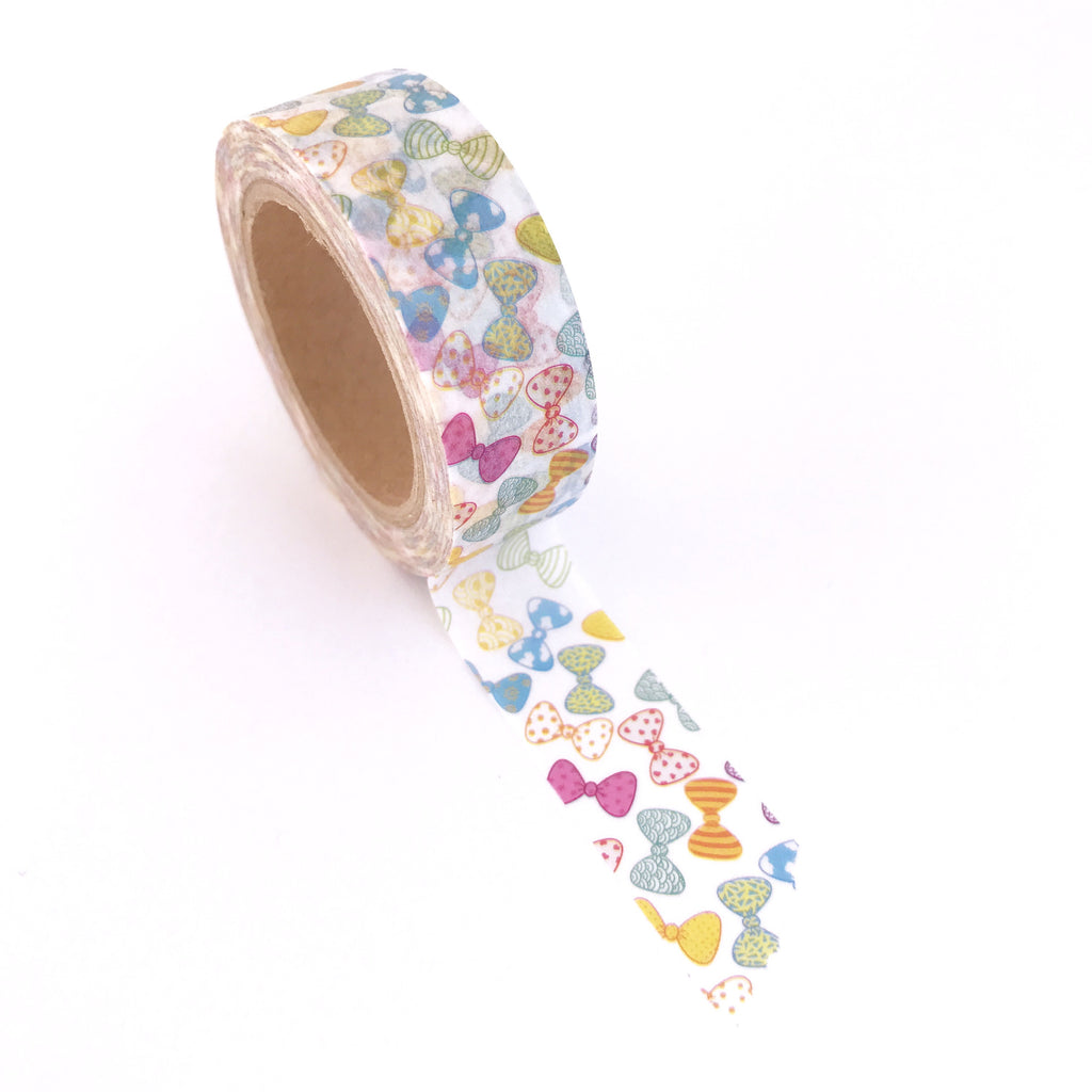 Bow Tie Washi Tape