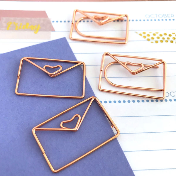 Envelope Paper Clips