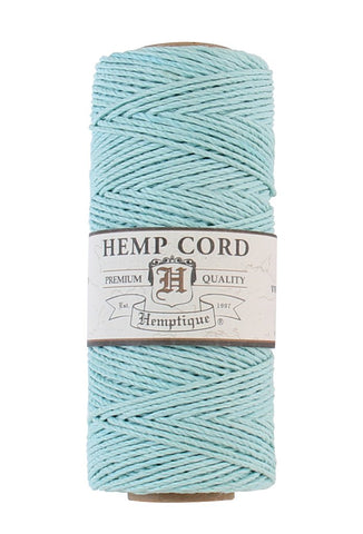 Sea Foam Green Hemptique Cord