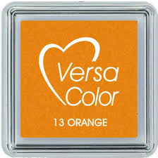 Versacolor mini ink 13 Orange