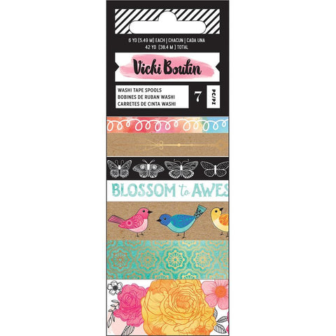 Vicki Boutin - Washi Tape Set - All the good