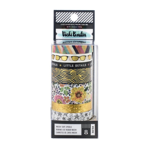 Vicki Boutin - Washi Tape Set - Let's Wander