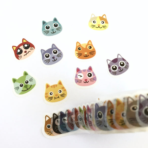 Washi Tape for Cat Lovers