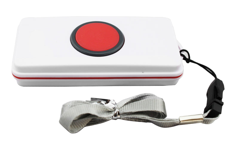 Caregiver Pager Alert - 2 Button - For Family Caregivers or Careaids