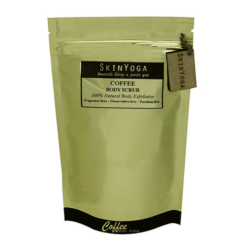SkinYoga Coffee Body Scrub 200g