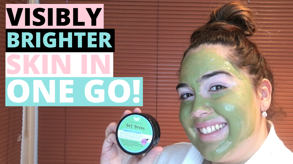 Visibly Brighter Skin In One Go!