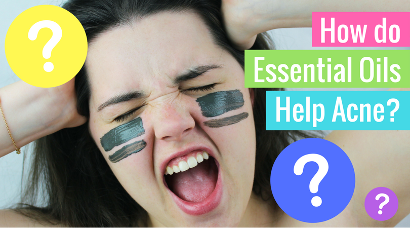 How You Can Fight Acne With Essential Oils!