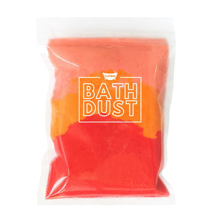 Aloha Bath Bomb Dust Powder for Bubbles & Fizz