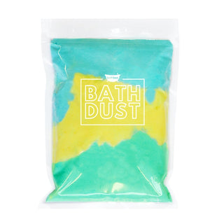 Beachfront Bath Bomb Dust Powder for Bubbles & Fizz