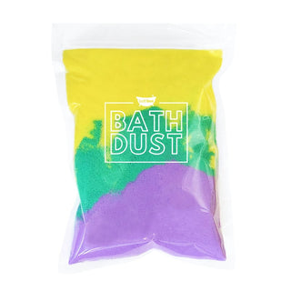 Bonsai Bath Bomb Dust Powder for Bubbles & Fizz