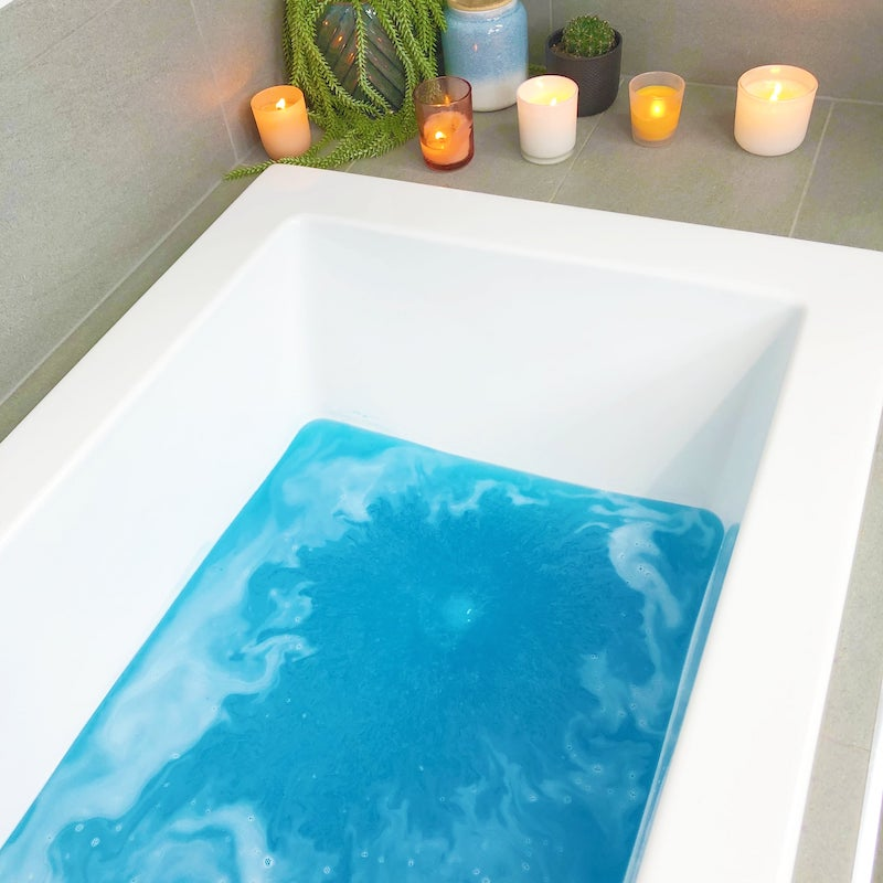 Breathe Vibes Bath Bomb for Sinus Relief