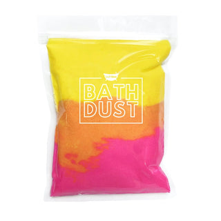 Groovy Babe Bath Bomb Dust Powder for Bubbles & Fizz