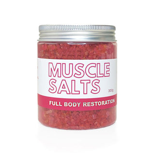 Muscle Bath Salts Epsom Salt Bath Soak