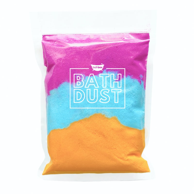 Pinata Bath Bomb Dust Powder for Bubbles & Fizz