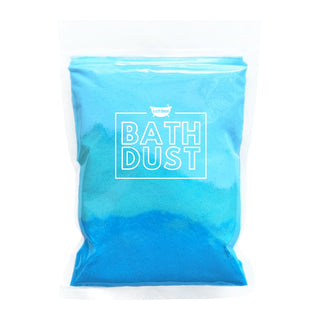 Santorini Bath Bomb Dust Powder for Bubbles & Fizz