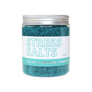 Stress Bath Salts Epsom Salt Bath Soak Magnesium Sulfate