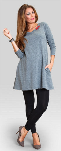 maternity dresses online - Belly tunic