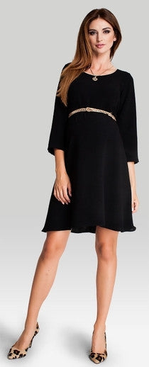 maternity evening dress - Blacky