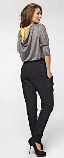 City Black pregnancy pants Australia