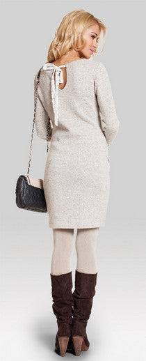 maternity knitwear - Coffee Toffee