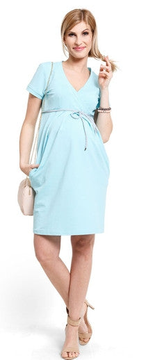 Comfy Mint Dress