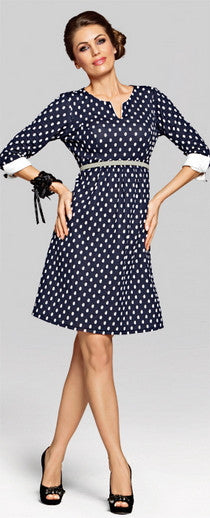 buy maternity wear Australia online - Cookie navy