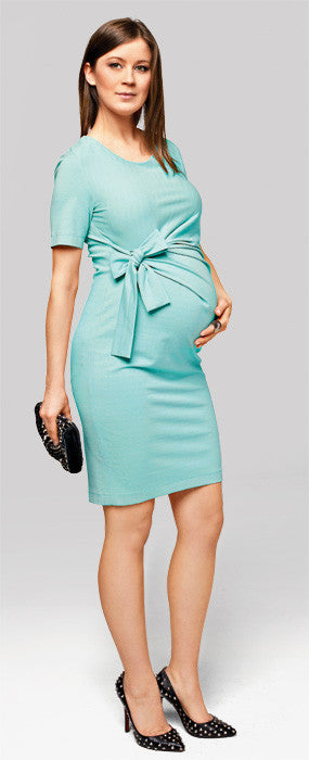 baby shower dress - Mint
