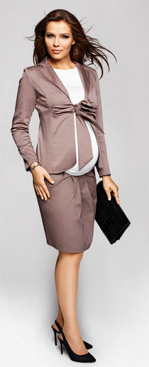 Glam maternity work clothes