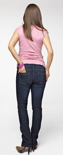 maternity clothes Australia - Slim Jeans