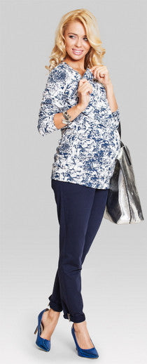 Navy Rose Maternity Clothes Online