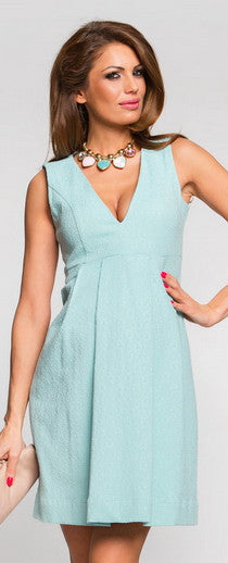 maternity evening dresses - Passion Mint